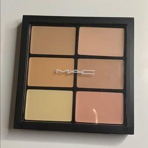 Mac concealer palette